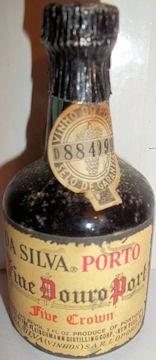 Miniature Bottle Library Da Silva