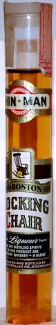 Miniature Bottle Library Old Mr Boston