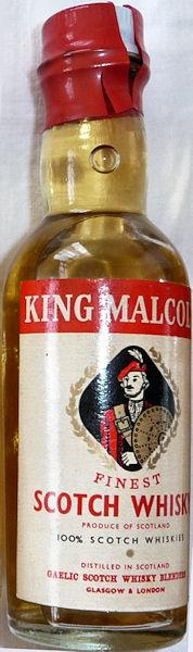 king malcolm whisky