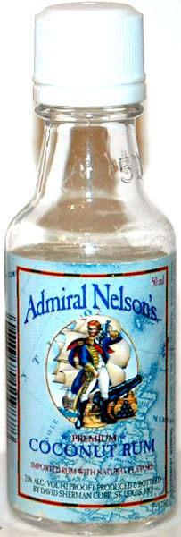 Heaven Hill Admiral Nelsons Coconut Rum05