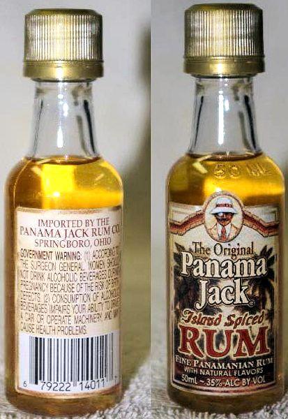 Panama Jack Rum Co The Original Island Ed Rum01